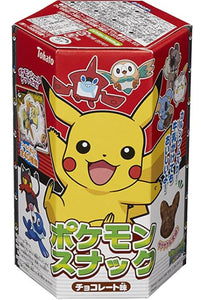 Pokémon Chocolate Flavor Cookie