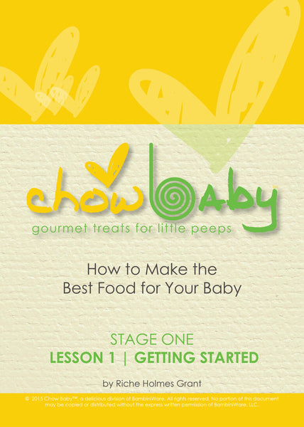 How to Make the Best Food for Your Baby