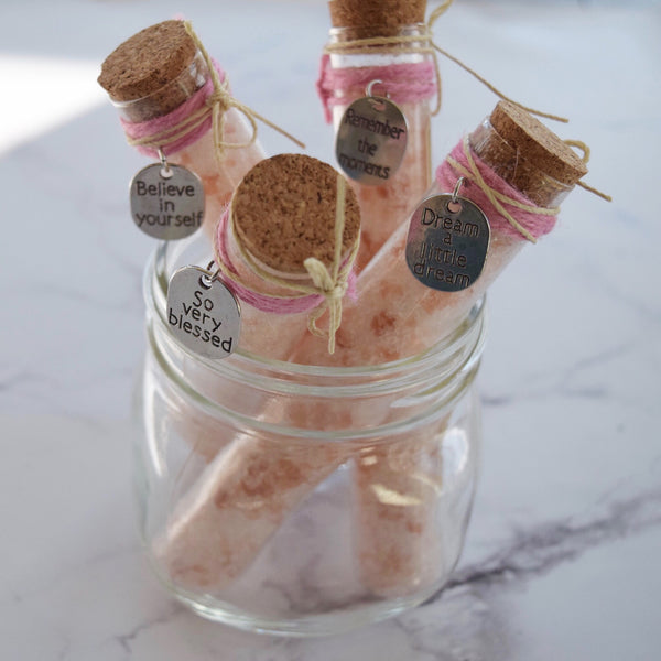 DIY Bath Salts for Galentine's Day