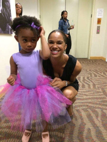 BambiniWare and Misty Copeland