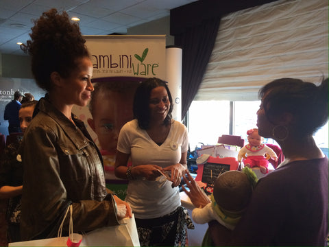 Sherri Saum Loves BambiniWare at the Pre-Golden Globes Boom Boom Room
