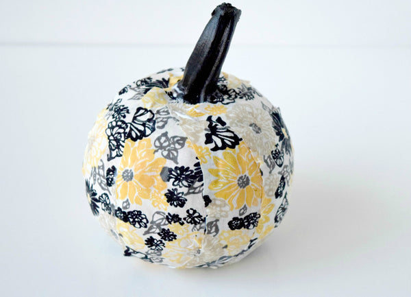 Decoupage Pumpkin 3