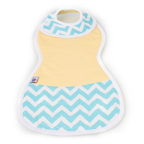 The Burpa Bib™ in Summer Day