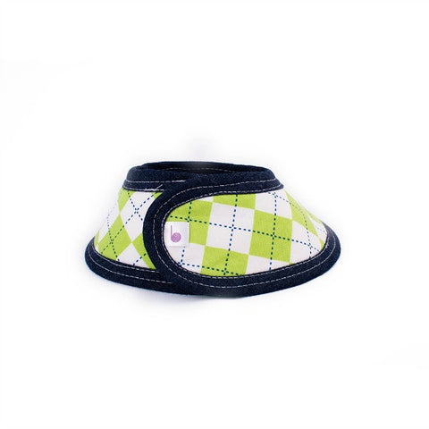 The Burpa Collar™ in Argyle Style