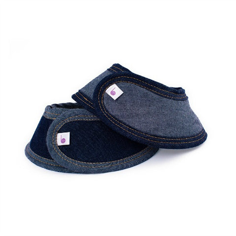 The Burpa Collar™ in Dashing Denim