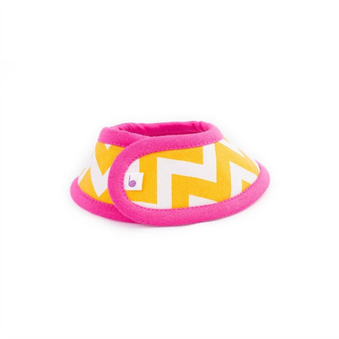 The Burpa Collar™ in Chic Chevron