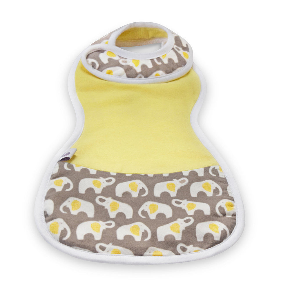 The Burpa Bib™ in Savvy Safari (Limited Edition)