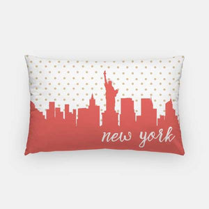 New York New York polka dot skyline - Polka Dot Skyline