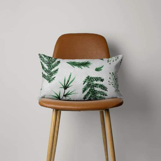 Trees and Arrows | Portland Vibes Collection - Pillow | Lumbar - Portland Vibes