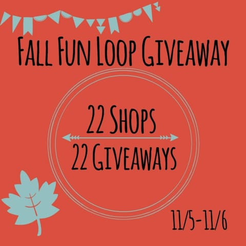 22 Shops - 22 Giveaways!