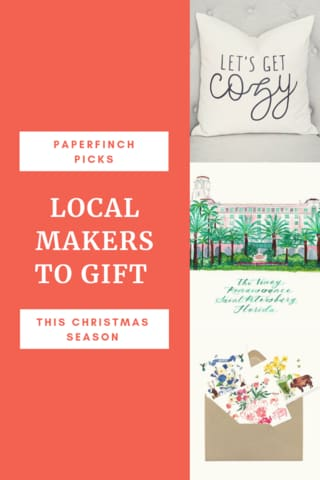Local Makers To Gift This Christmas