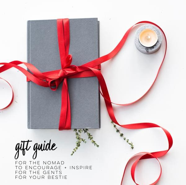 Holiday gift guide for everyone on your list!