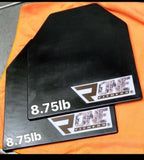 R One Fitness Weight Carrier Plates