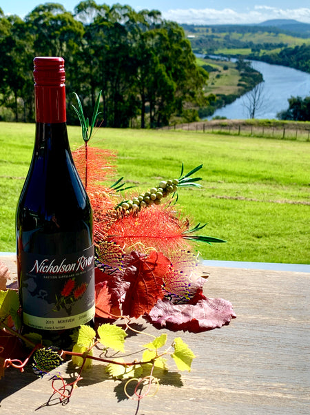 2016 MONTVIEW SYRAH (SHIRAZ)