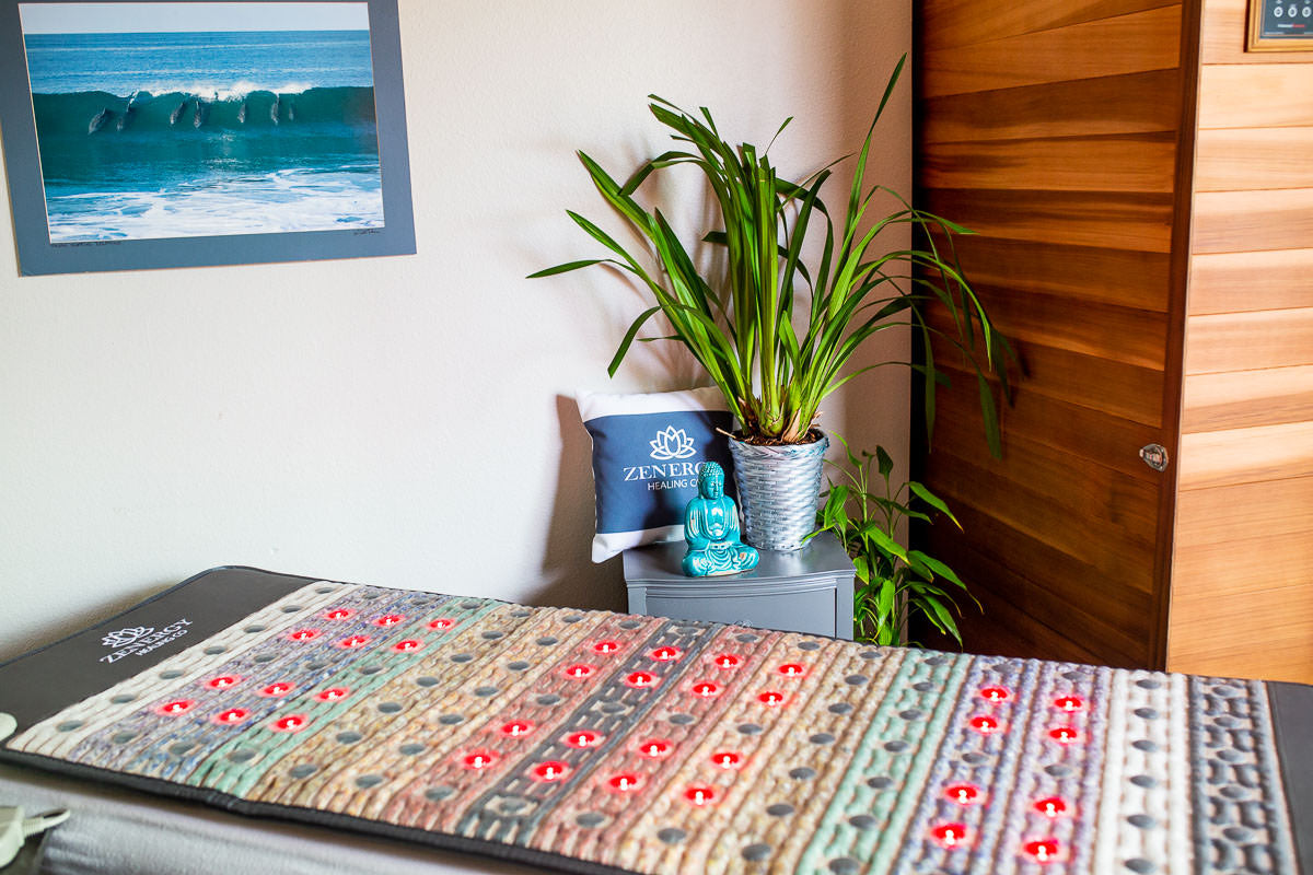far infrared mat for pain relief