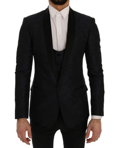 Blue MARTINI Slim 2 Piece Blazer  - designer apparel and accessories