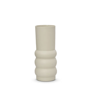 Cloud Haus Vase Chalk White