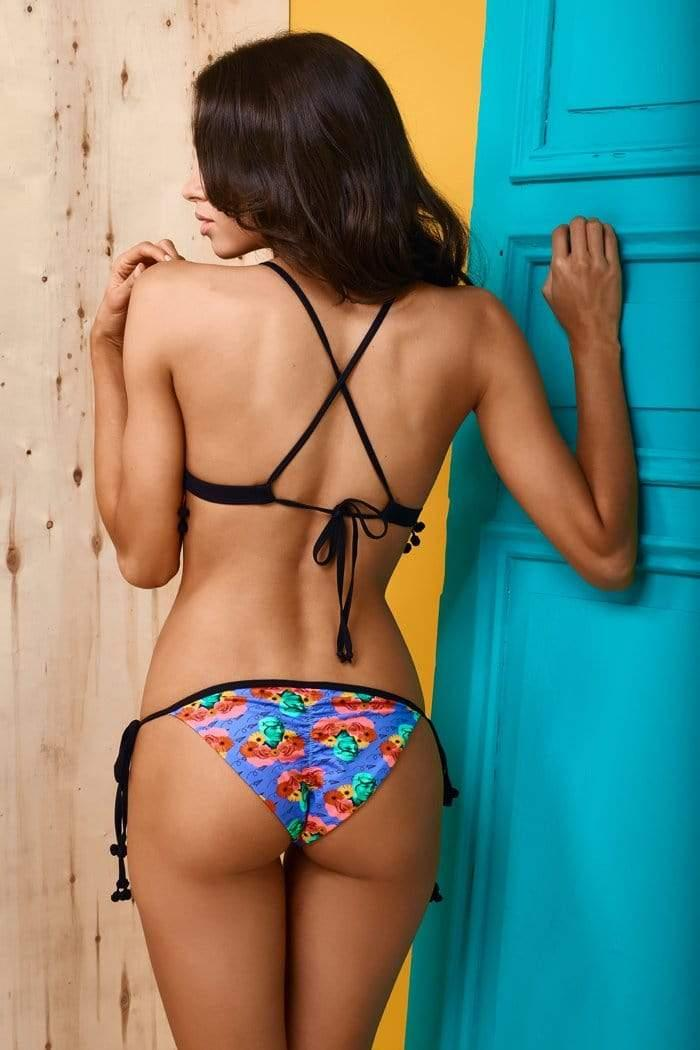 Boho Flight Bikini Bottom - Veranera Swimwear