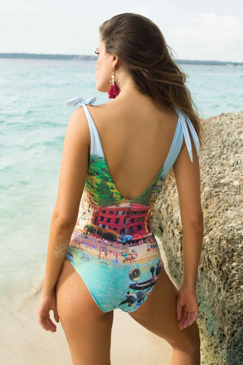 French Riviera One Piece - Veranera Swimwear