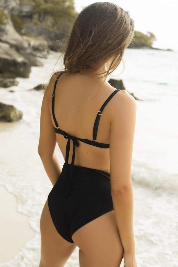 It Girl's Look Bikini Bottom - Veranera Swimwear