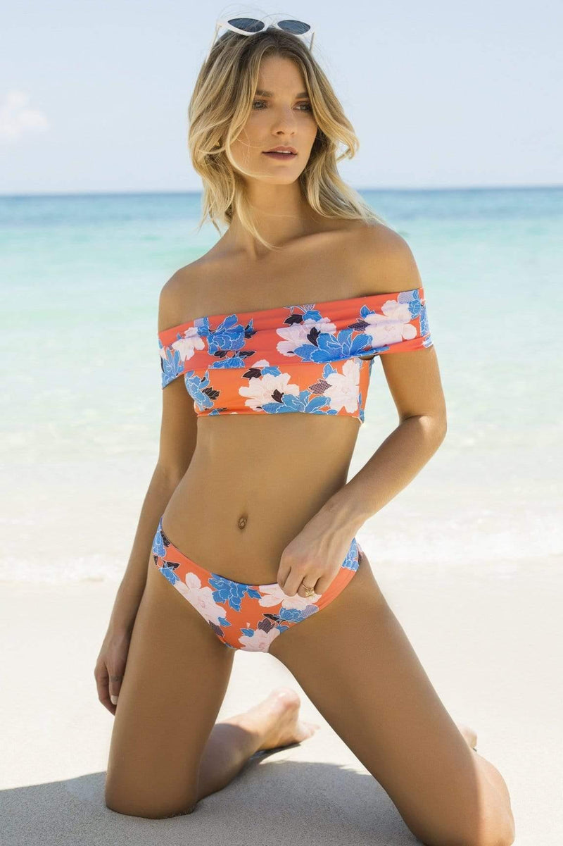 Travel Desire Bikini Top - Veranera Swimwear