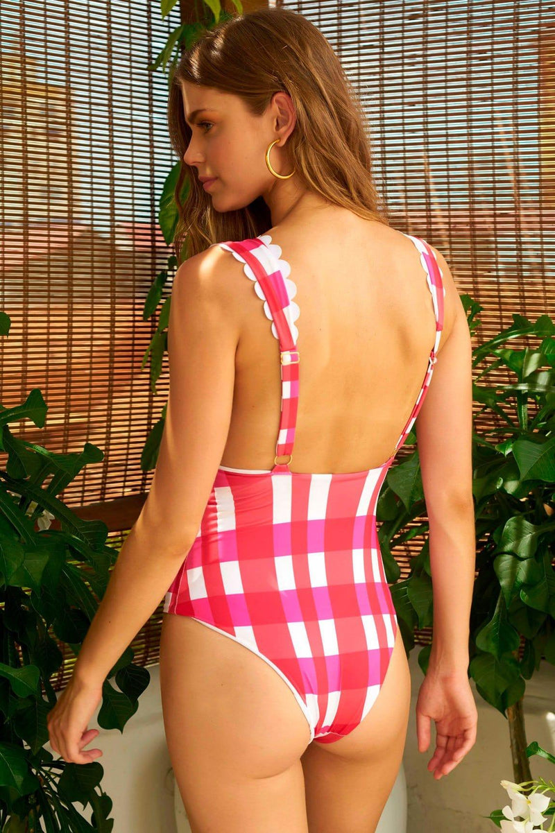 The Martina One Piece - Veranera Swimwear
