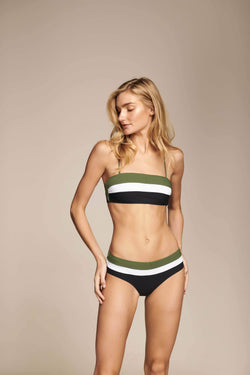 Fifties Look Bikini Top - Veranera Swimwear