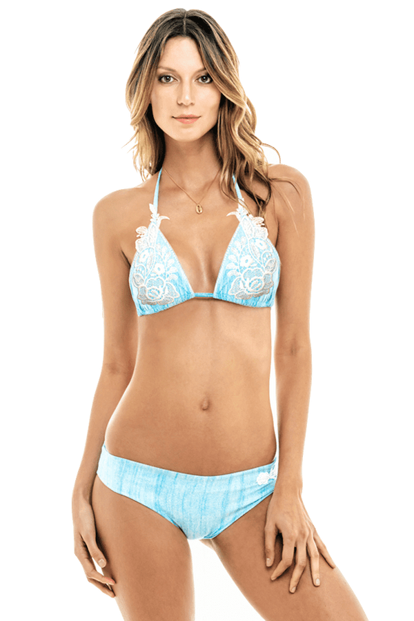 Hindi Bikini Top - Veranera Swimwear