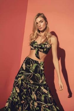Jungle Dress - Veranera Swimwear