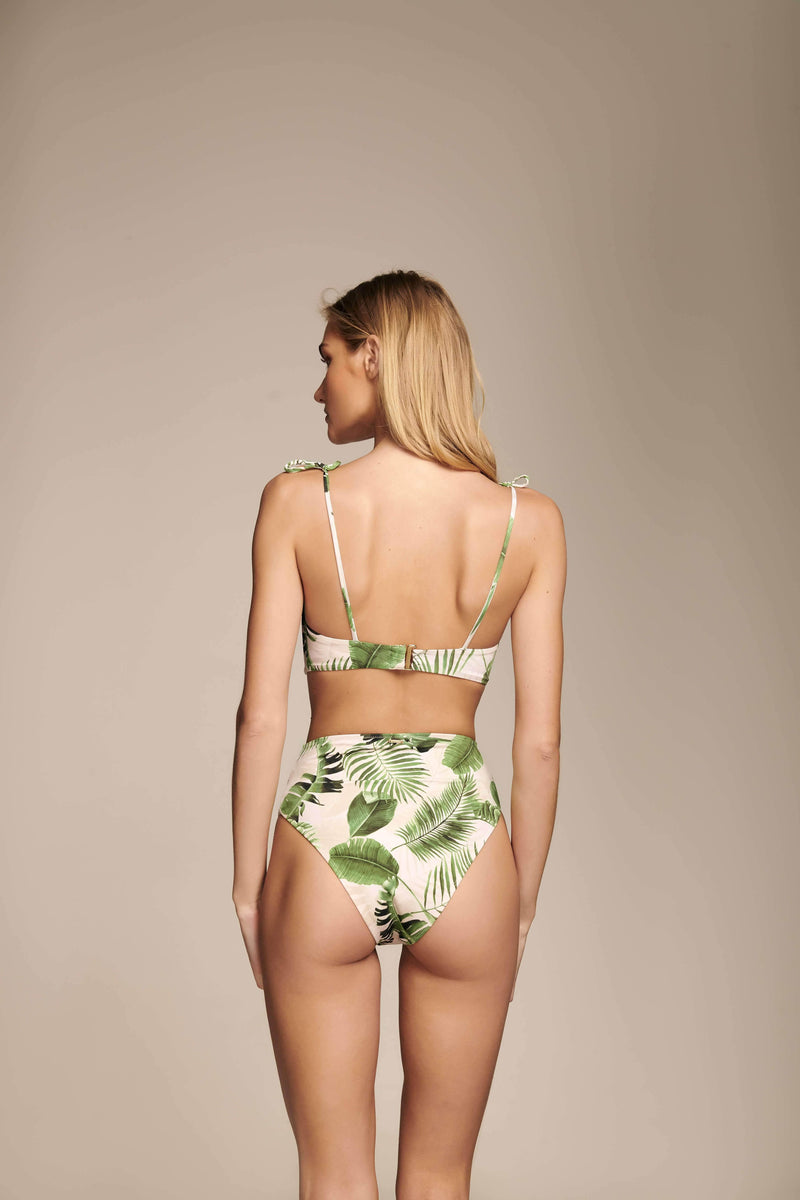 Palm Life One Piece - Veranera Swimwear