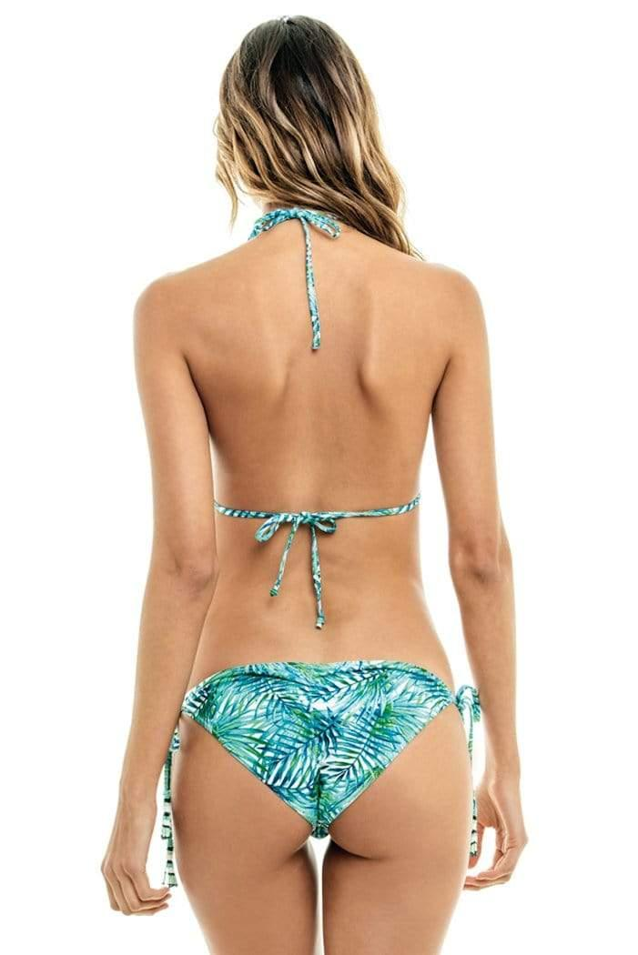 Native Triangle Bikini Bottom - Veranera Swimwear