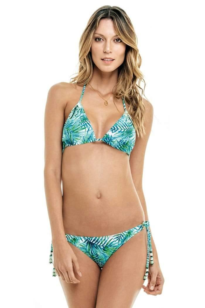 Native Triangle Bikini Top - Veranera Swimwear