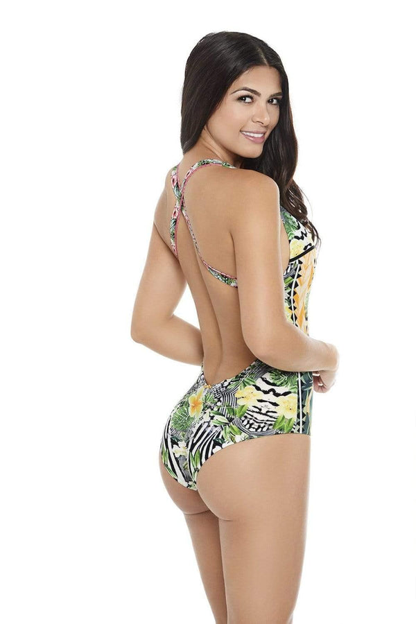 Native One Piece - Veranera Swimwear