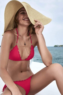 Sea Loving Bikini Top - Veranera Swimwear