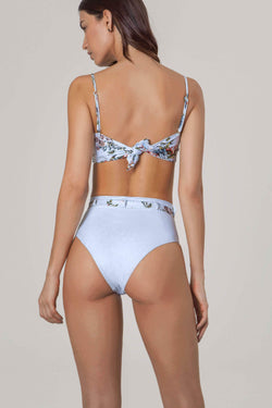 Alicia Tunisia Bikini Bottom - Veranera Swimwear