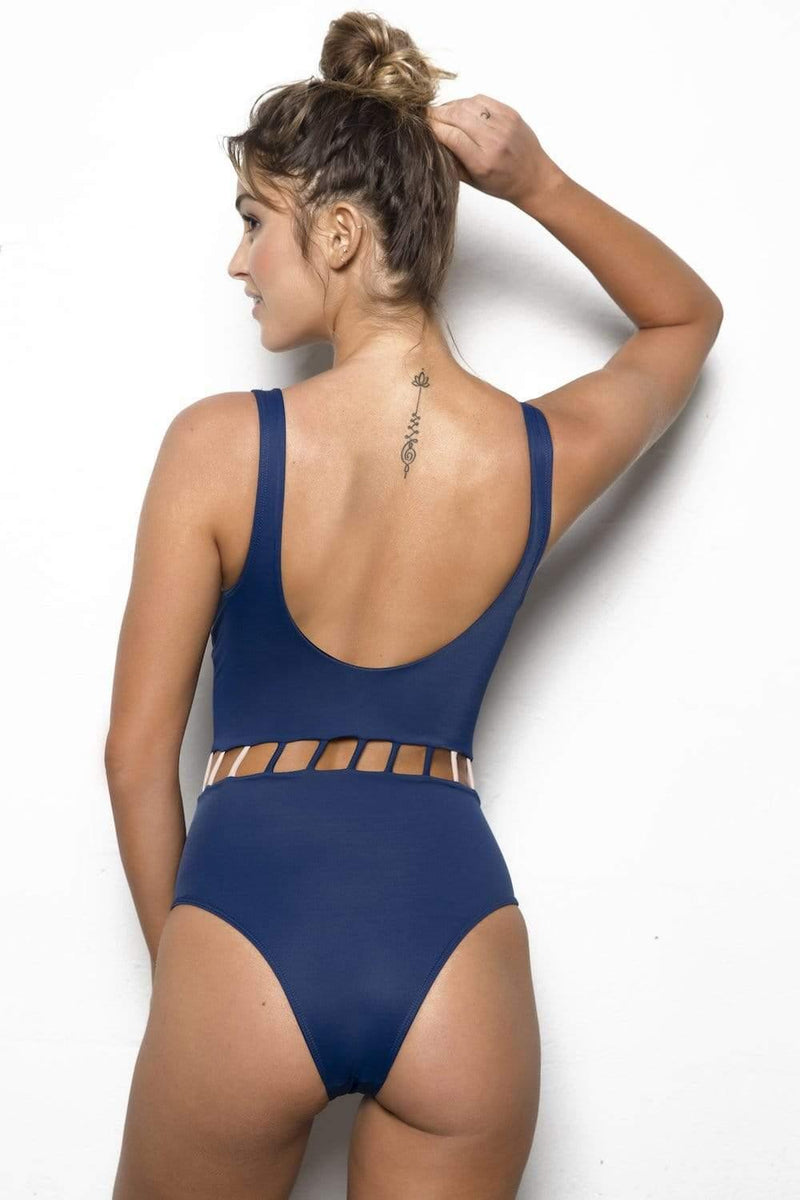The Jade One Piece - Veranera Swimwear