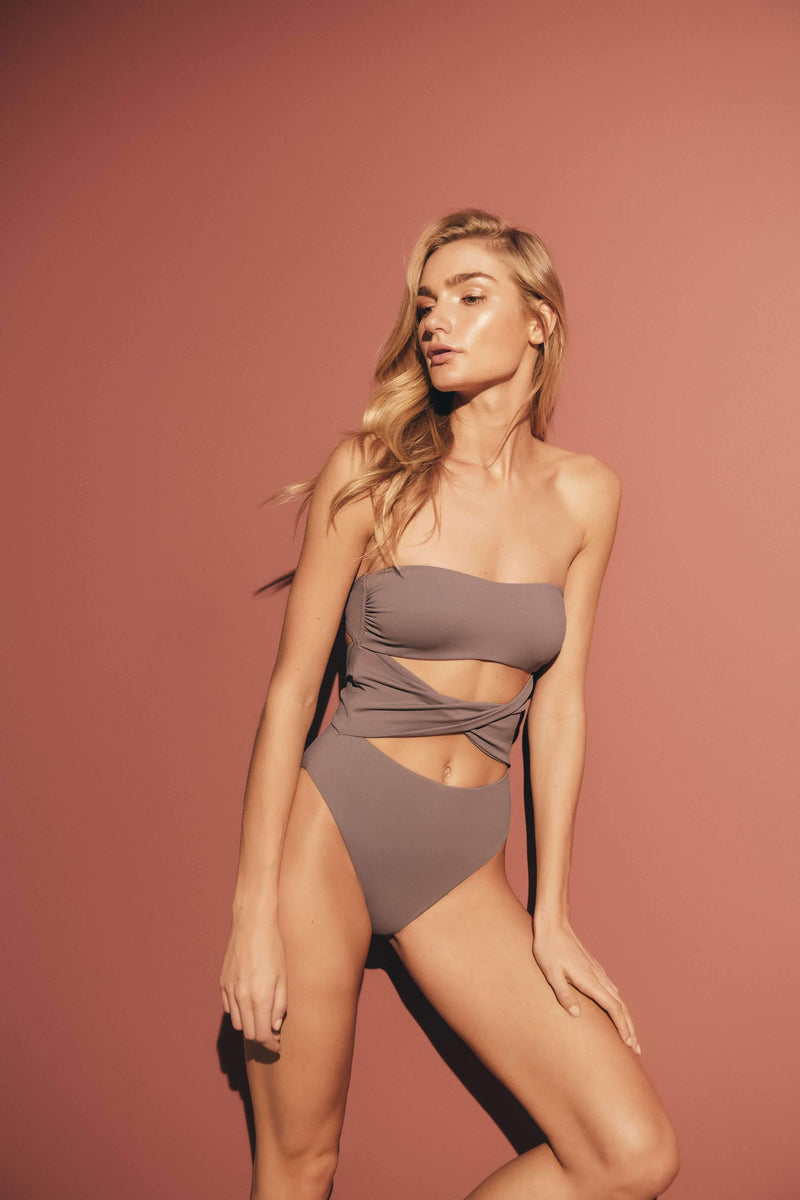 Wrap me up one piece - Veranera Swimwear