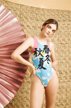 Dandelion One Piece - Veranera Swimwear
