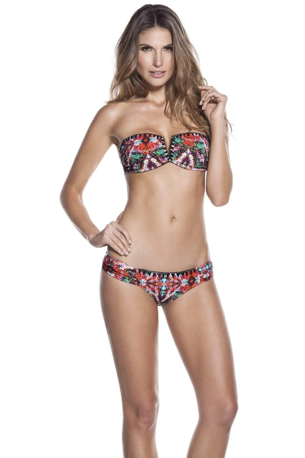 Mandalay Bikini Bottom - Veranera Swimwear