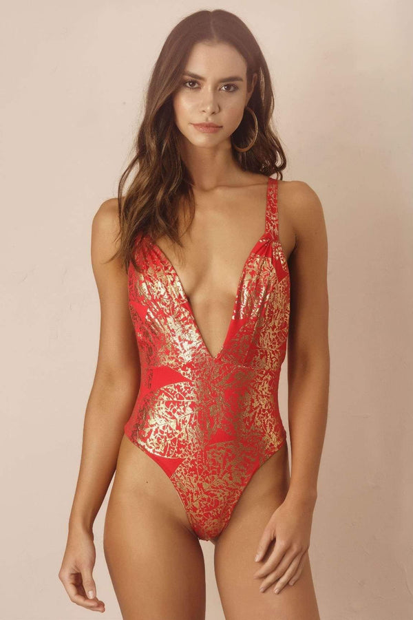 Michi Bliss One Piece - Veranera Swimwear