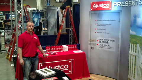 Ajustco at National Hardware Show