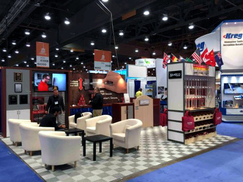 Ajustco Heads to the National Hardware Show