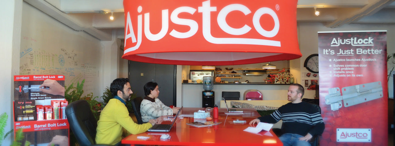 Ajustco Office @ Madison Ave., New York