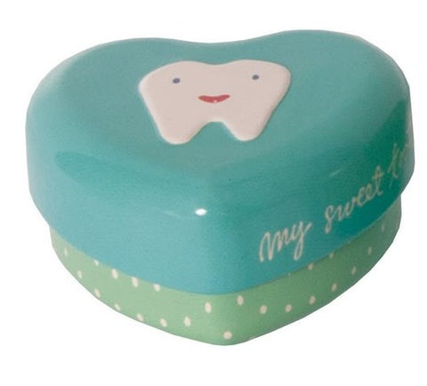 My Teeth Box - blue