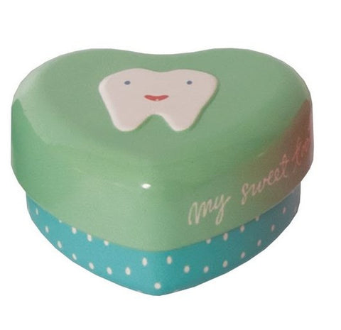 My Teeth Box - turquoise