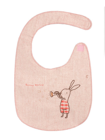 Bib - Bunny Honey