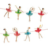 Little Dancers Ballet Garland
