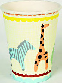 Animal Parade Party Cups