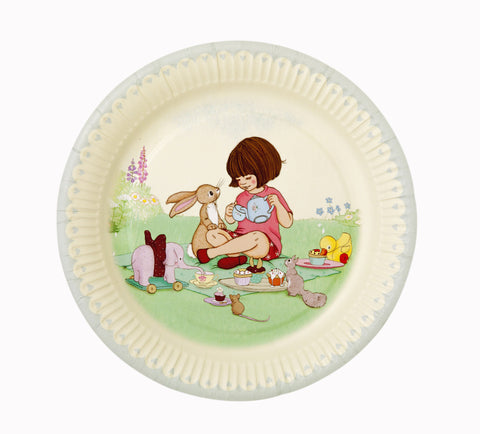Belle & Boo Plates