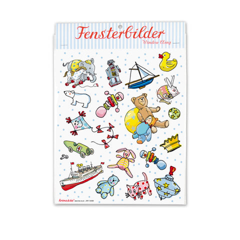 Window Stickers Toys